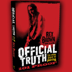 Rex Brown Memoir - Rex Brown To Release Memoir on March 12