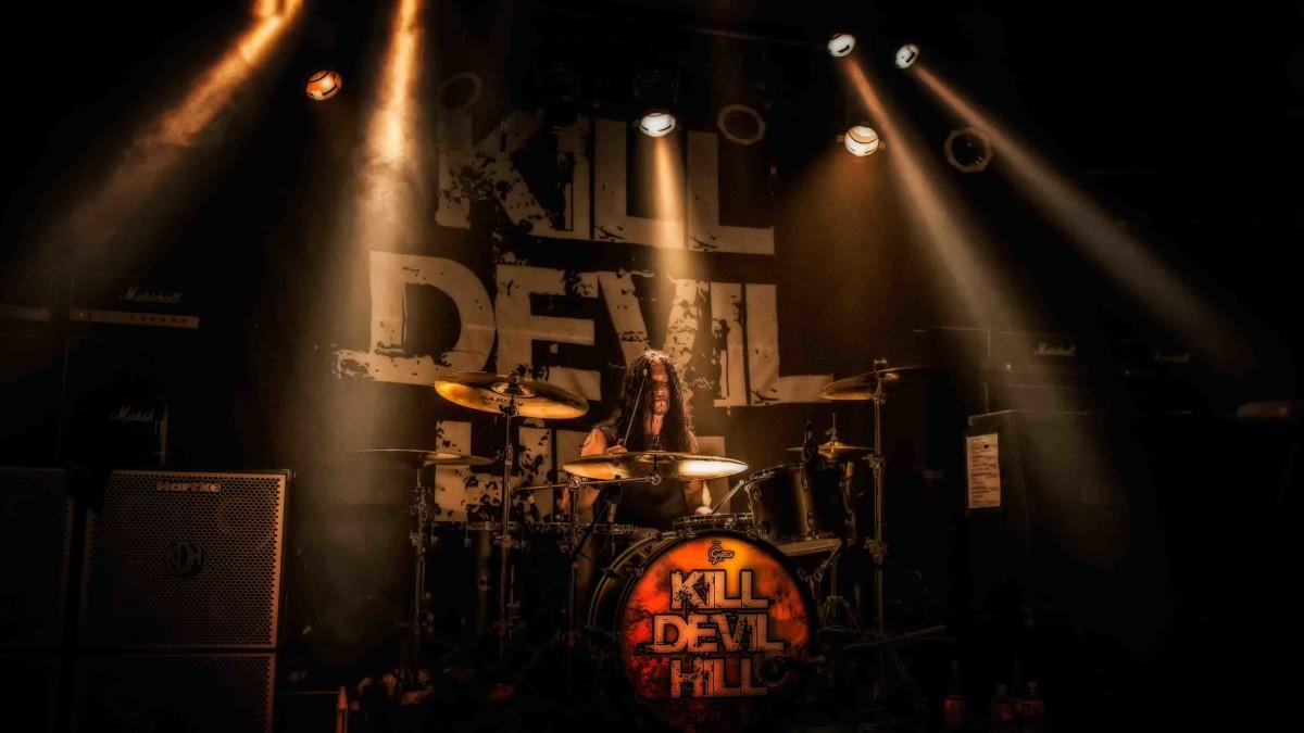 Johnny Kelly Kill Devil Hill at Vamp'd in Las Vegas