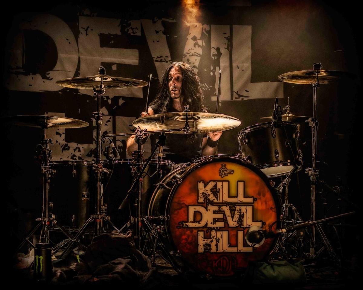 Johnny Kelly of Kill Devil Hill Vamp'd Las VegasJohnny Kelly of Kill Devil Hill Vamp'd Las Vegas