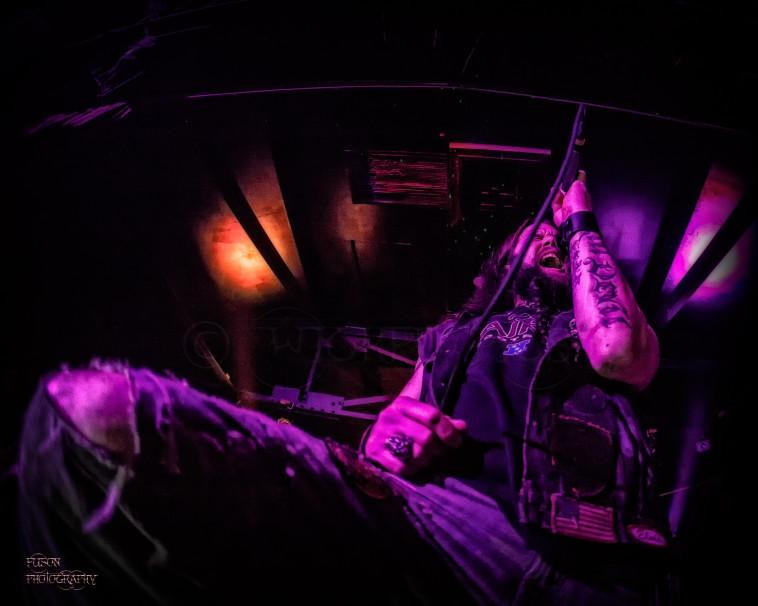 Kill Devil Hill Dewey Bragg Live at The Gaslamp Long Beach, CA Tour Page