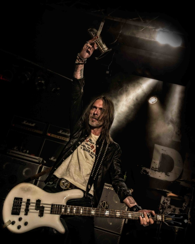 Paul Gray Best Bassist Award Nomination Rex Brown