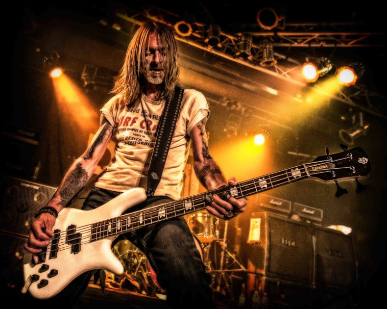 Rex Brown Kill Devil Hill Vamp'd Las Vegas